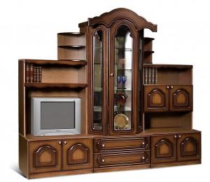 lemari tv hias model minimalis   KM001