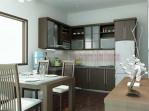 kitchen set minimalis km 060
