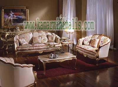 kursi tamu monako sofa classic