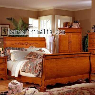 set tempat tidur bagong blok minimalis