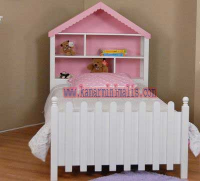 bed duco model rumah