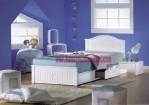 bed set interior minimalis km 080