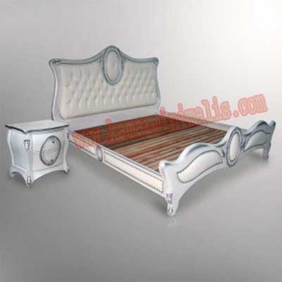 bed duco ukir