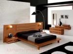 ranjang tempat tidur minimalis mewah km 198
