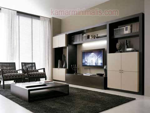 furniture interior ruangan santai