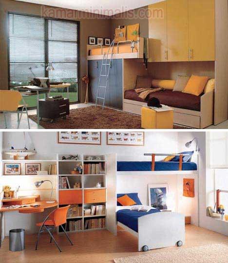 set tempat tidur dewasa bed anak