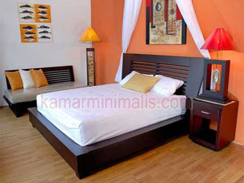 bed set jati jepara