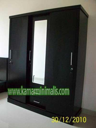 lemari hpl minimalis