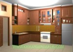 kitchen set interior cat duco km 257