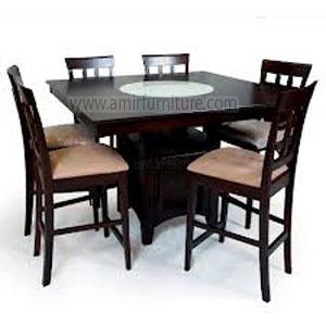 dijual kursi dan meja makan minimalis cat duco km 317