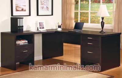set meja kantor cat duco