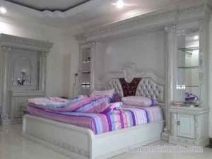 Kamar Tempat tidur Cat Duco Mewah km 364